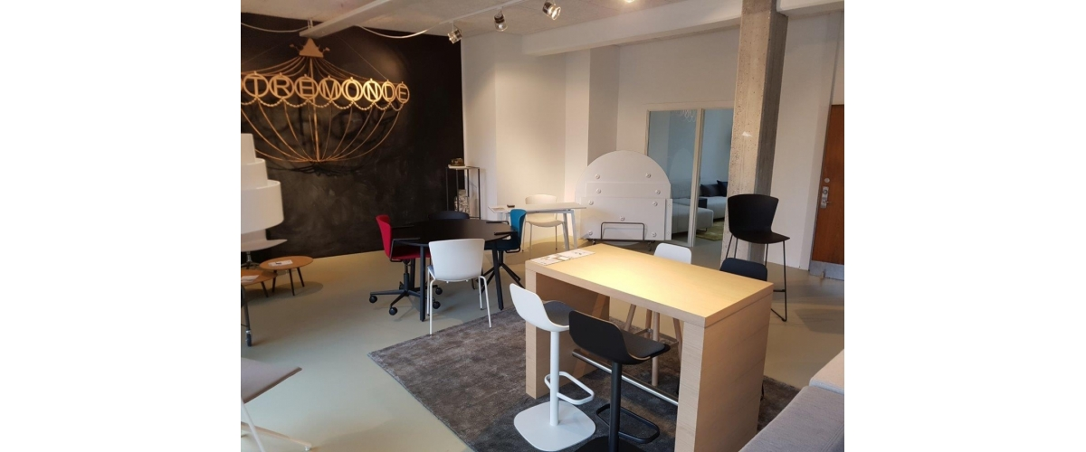 Showroom Image Colecction, Copenhague (Dinamarca). ZUBI, SET, SLAM, MIX, LORCA.