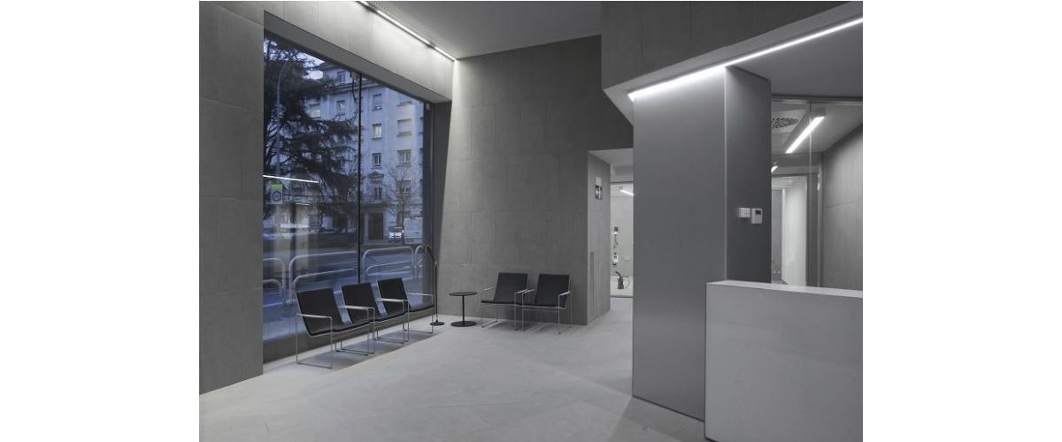 Oficinas De Sanitas Sellex
