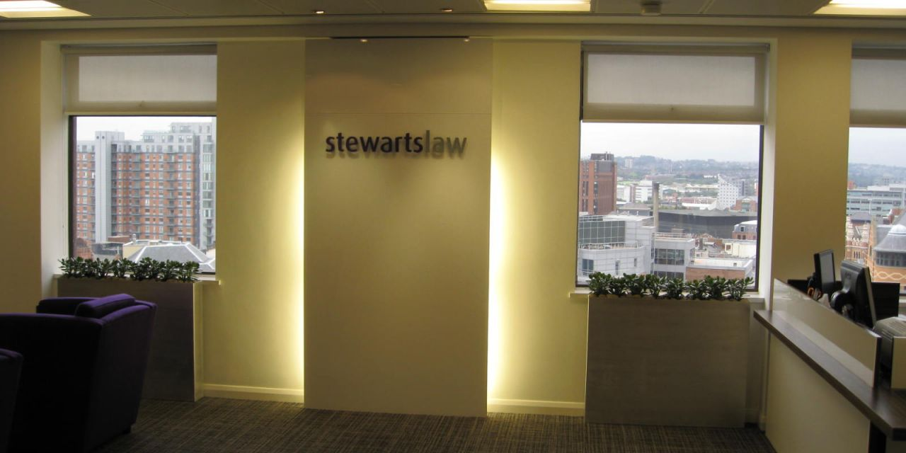 Stewarts Law in Leeds (UK). KUBRIK Bücherschänke.